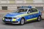 M-PM 8024 - BMW 5er - Lotsenfahrzeug