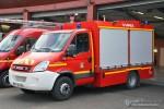 Bédarieux - SDIS 34 - VRW - VSR