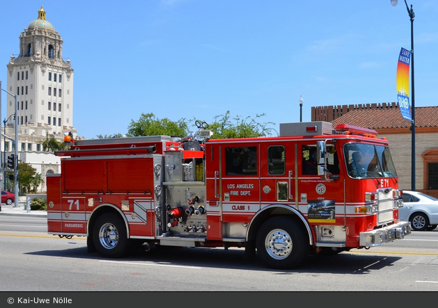 Los Angeles - LAFD - Engine 071