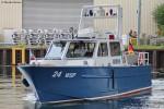 WSP24 - Streifenboot