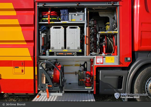 Mertert - Service d'Incendie et de Sauvetage - ULF 8000/1000/750/120 (a.D.)