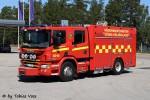Söderhamn - Räddningstjänsten Södra Hälsingland - Släck-/Räddningsbil - 2 26-6010