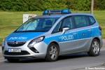 B-30973 - Opel Zafira Tourer - FuStW