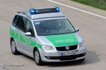 WÜ-PP 453 - VW Touran - FuStW