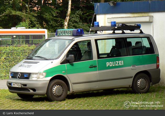 MB Vito - SicherungsKW (a.D.)