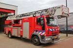 Amsterdam - Brandweer - DLK - 13-3051