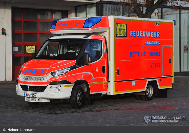 Florian Hamburg RTW (HH-2866)