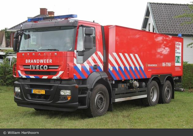 Apeldoorn - Brandweer - GTLF - 06-7760 (a.D.)