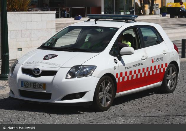 Cascais - Polícia Municipal - FuStW - 133