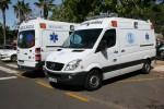 Santa Cruz de Tenerife - MP Ambulancias - RTW