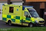 Yate - South Western Ambulance Service - RTW - 2203