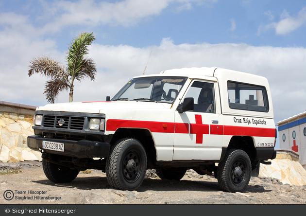 Maspalomas - Cruz Roja Española - MZF - T-38.6