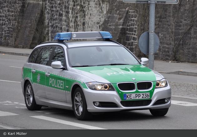 KE-PP 236 - BMW 320d Touring - FuStW - Lindau