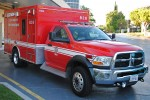 Los Angeles - Los Angeles Fire Department - Rescue Ambulance 826