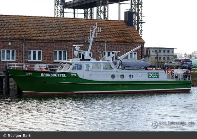 Zollboot Brunsbüttel - Karnin