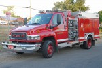 Farmersville - Farmersville Volunteer Fire Department - Squad 083