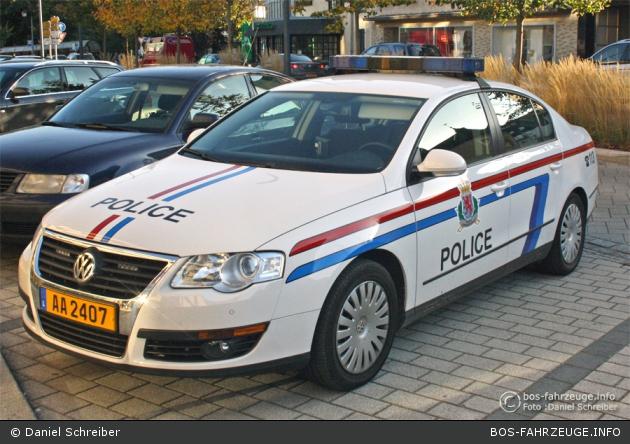 AA 2407 - Police Grand-Ducale - FuStW
