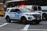 NYPD - Manhattan - Midtown North Precinct - FuStW 3687