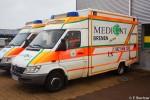 Medicent Bremen - KTW (HB-MB 843) (a.D.)
