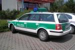 Dessau - VW Passat Variant - FuStW Autobahn