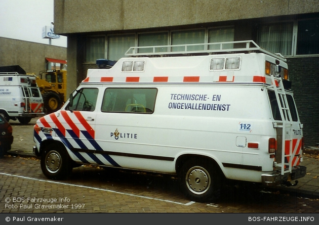 Amsterdam-Amstelland - Polizei - VuKW (a.D.)