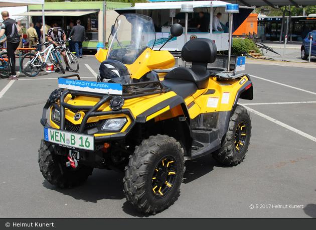 Bergwacht Weiden ATV