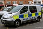 London - British Transport Police - HGrKW - H42