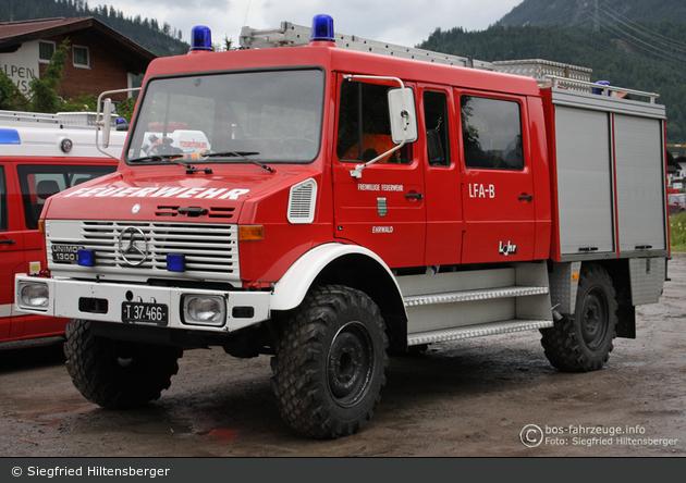 Ehrwald - FF - LFA-B