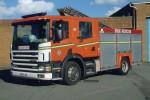Hartlepool - Cleveland Fire Brigade - WrL (a.D.)
