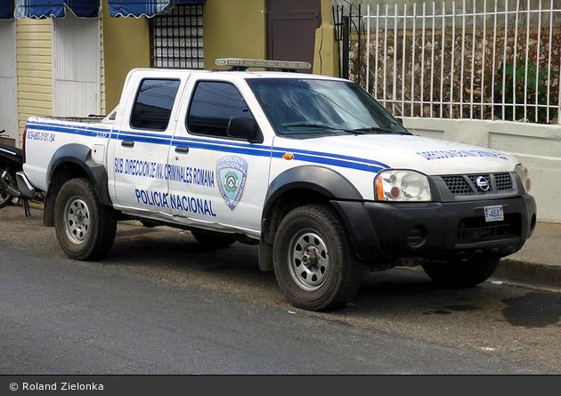 La Romana - Policía Nacional Dominicana - DICRIM - FuStW