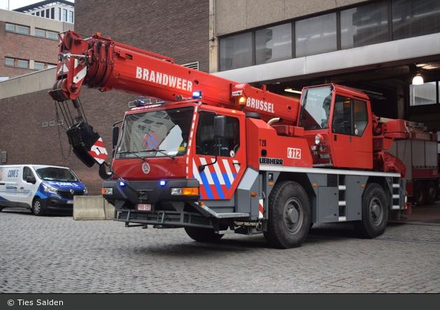 Bruxelles - Service d'Incendie et d'Aide Médicale Urgente - KW - T20