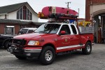 San Francisco - San Francisco Fire Department - Coastal Rescue Unit 002