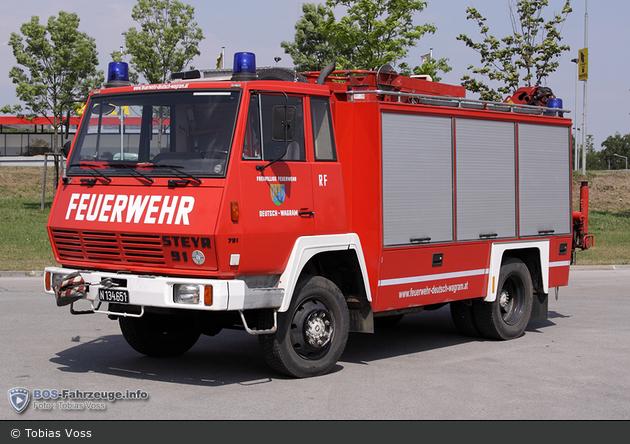 Deutsch-Wagram - FF - RF