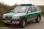 Borkum - Opel Frontera - FuStW