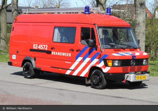 Achtkarspelen - Brandweer - GW - 02-4572 (a.D.)