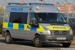 London - Metropolitan Police Service - Aviation Security Operational Command Unit - leMKw - NSR