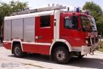 Budapest - Tűzoltóság - Kispest - TLF 2000