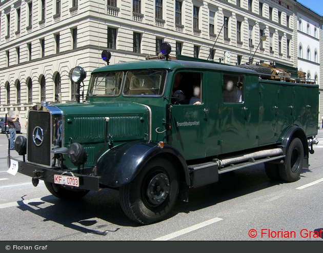 Feuerschutzpolizei Daimler Sindelfingen - GLG (a.D.)