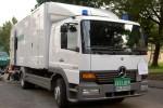 BP35-553 - MB Atego 1228 - Entschärferfahrzeug