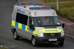 Harmondsworth - Metropolitan Police Service - Aviation Security Operational Command Unit - leMKw - JKX