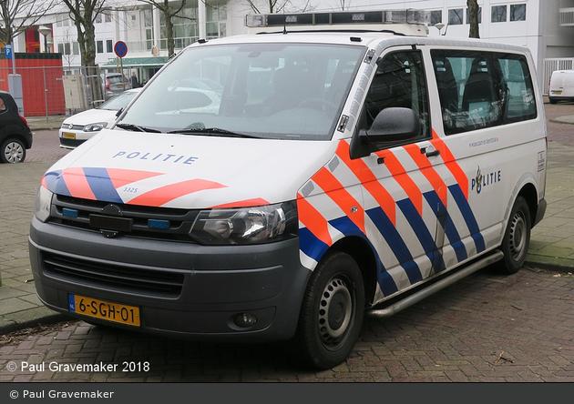 Amsterdam - Politie - HGruKw - 3325