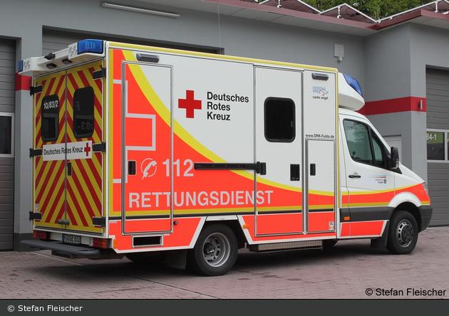 Rotkreuz Fulda 10/83-02