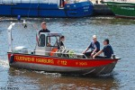 Florian Hamburg Neuland Kleinboot