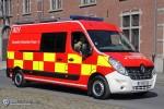 Bruxelles - Service d'Incendie et d'Aide Médicale Urgente - CET