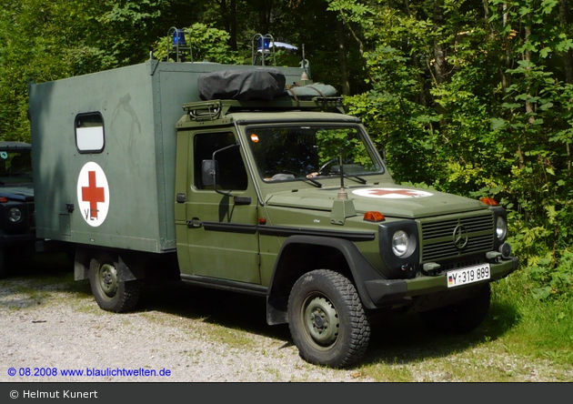 MB G-Modell - KrKw - Bad Reichenhall