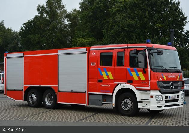 Turnhout - Brandweer - SLF - T512