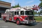 Vancouver - Fire & Rescue Services – Quint 18
