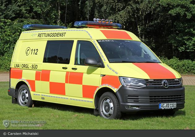 Rettung StädteRegion Aachen ELW1 02
