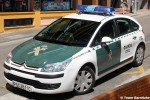Palma de Mallorca - Guardia Civil - FuStW