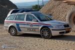 AA 1259 - Police Grand-Ducale - FuStW (a.D.)